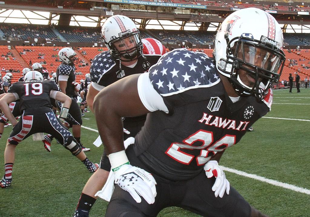 Hawaii Wounded Warrior 2012