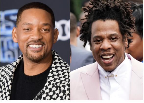 Jay-Z, Will Smith
