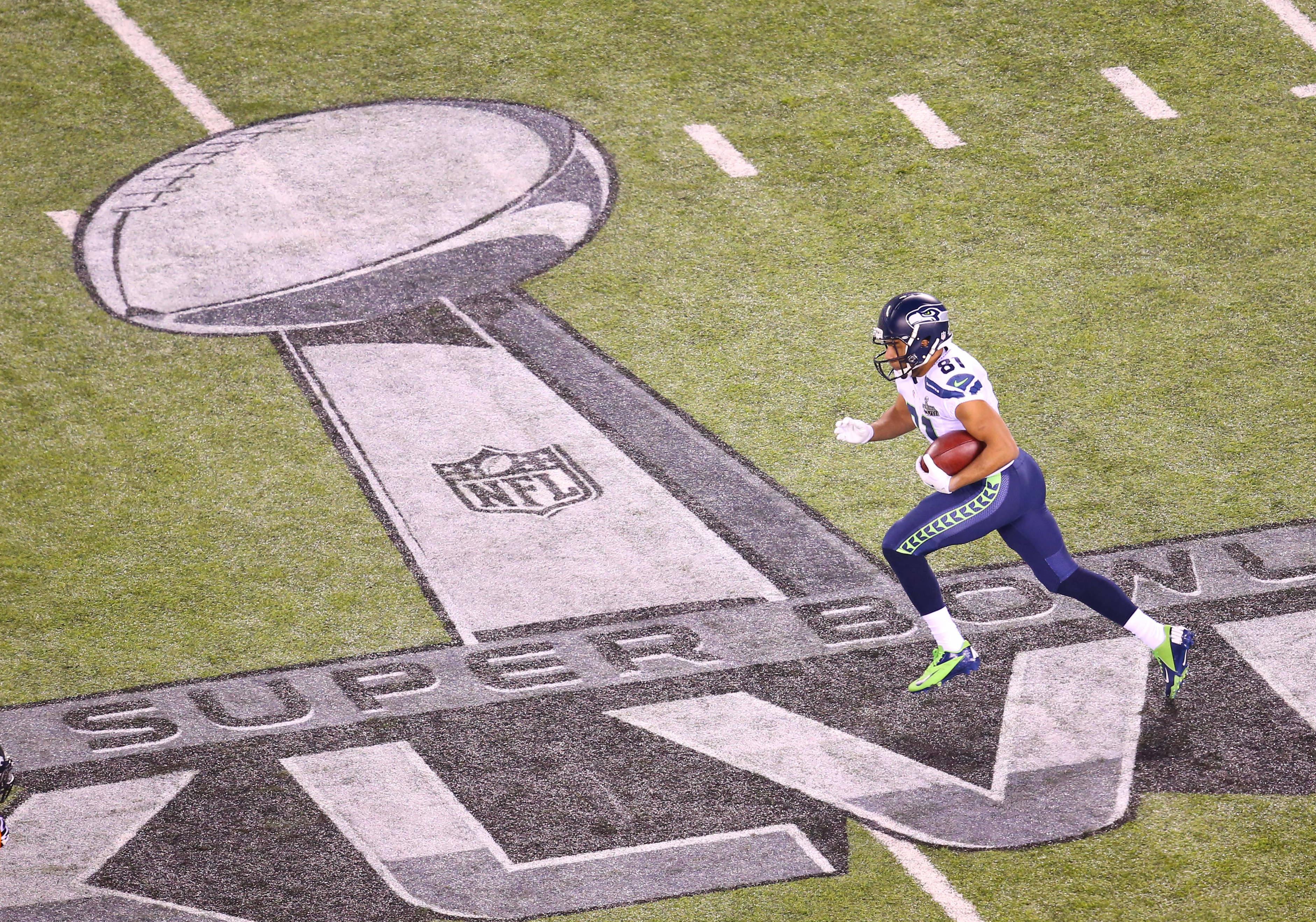 NFL: FEB 02 Super Bowl XLVIII - Broncos v Seahawks