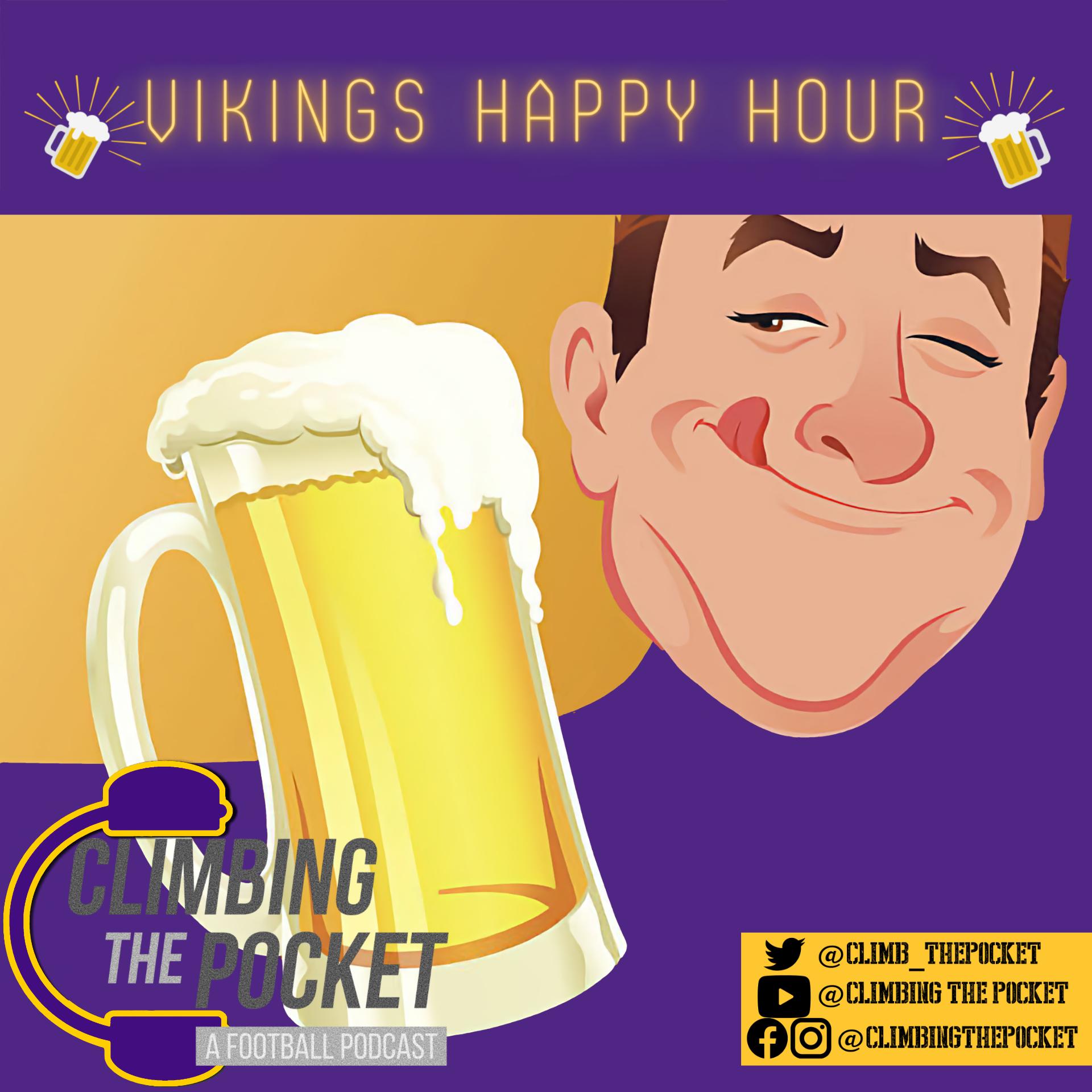 Vikings Happy Hour