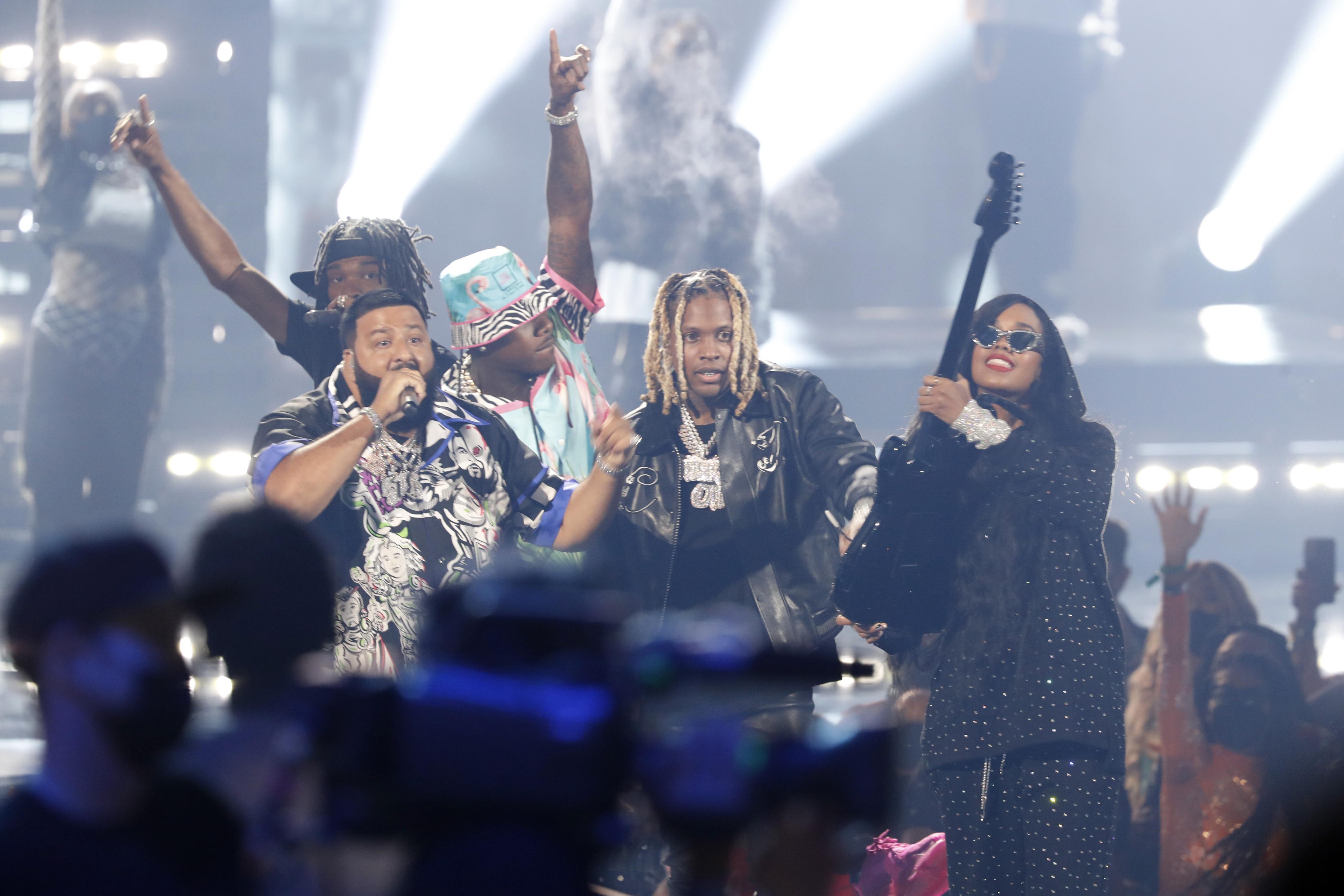 DJ Khaled, DaBaby, Lil Durk, Lil Baby, H.E.R.