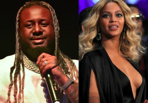 T-Pain and Beyonce