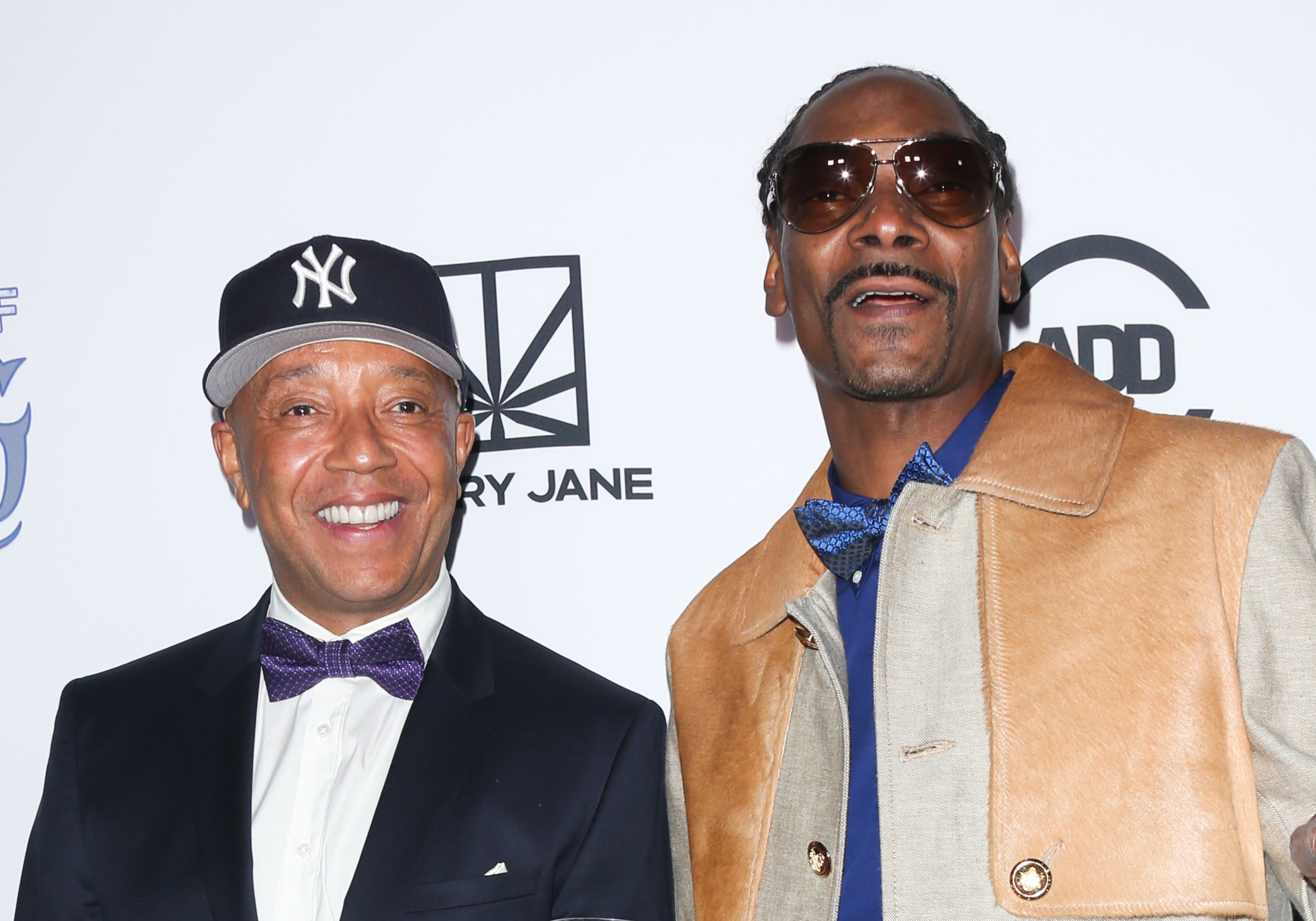 Snoop Dogg, Russell Simmons