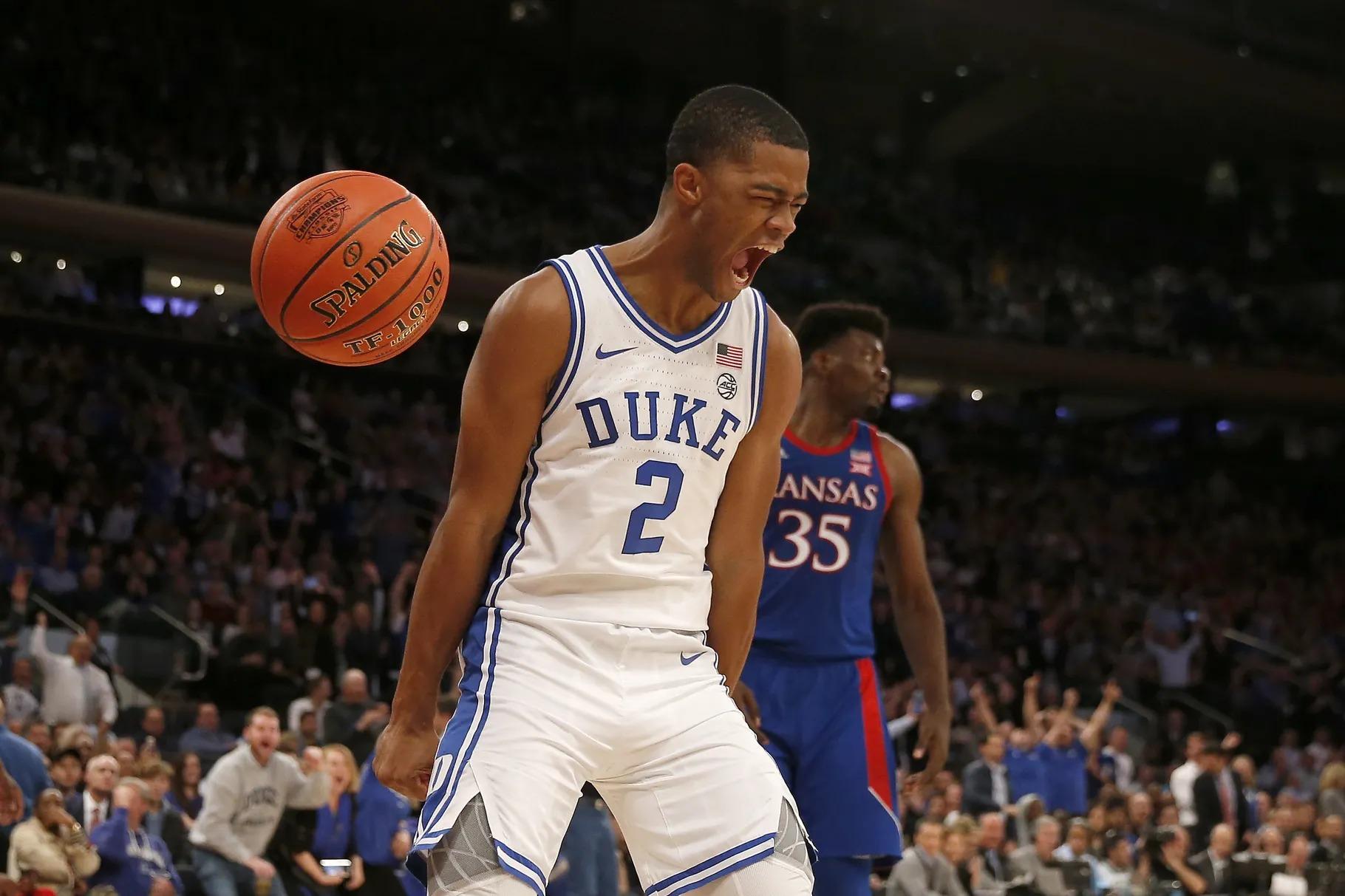 Duke player
