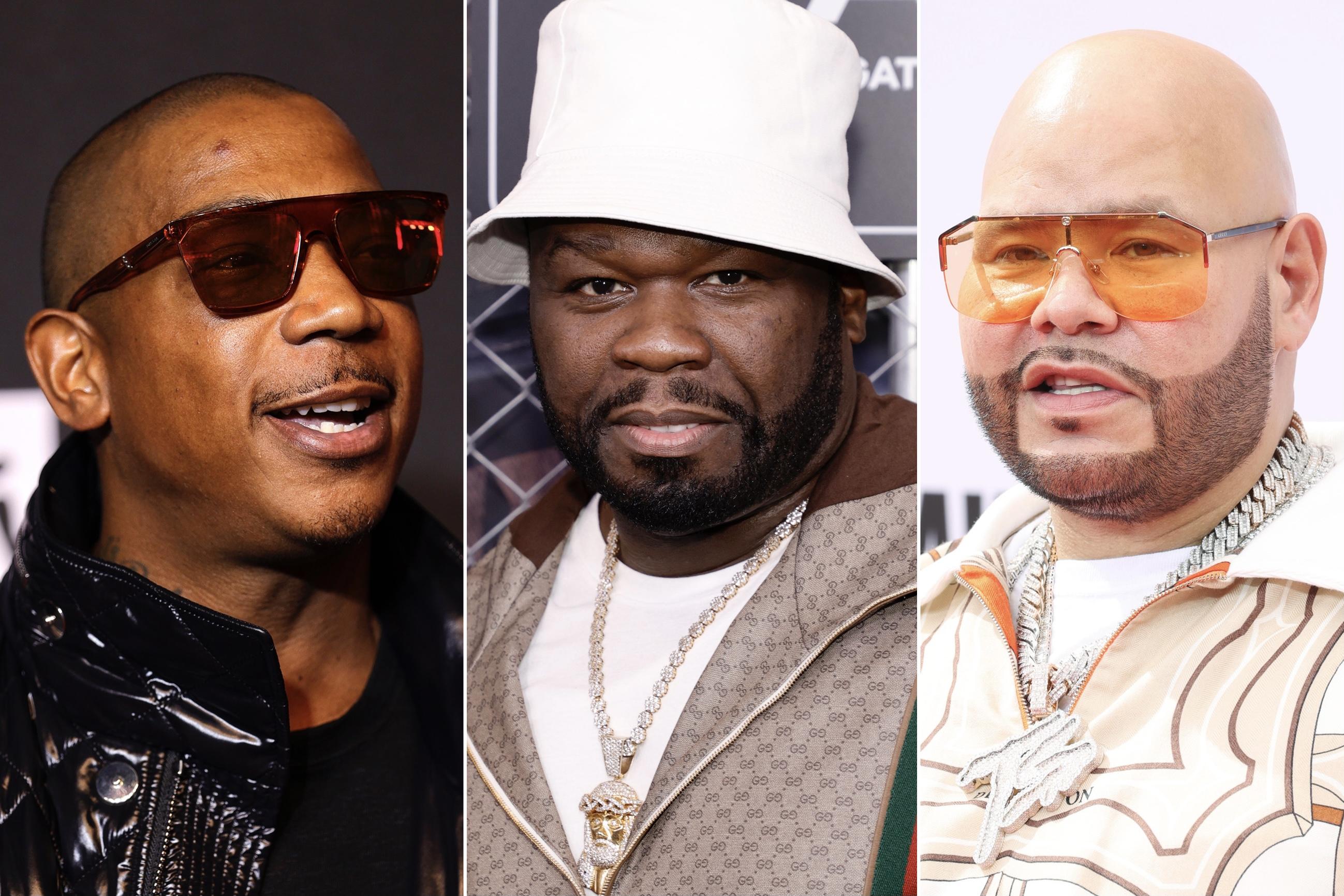 Ja Rule, 50 Cent, Fat Joe