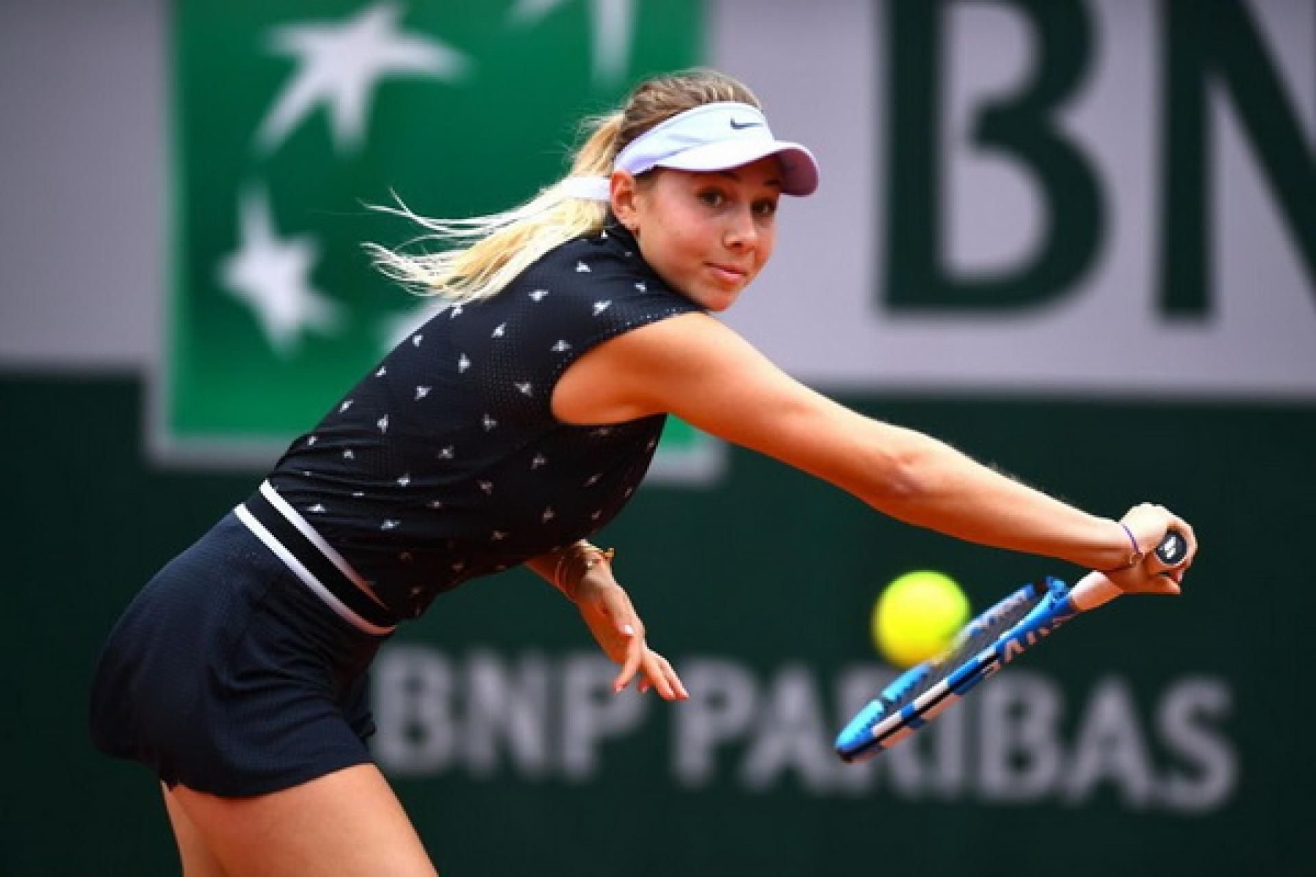 Tennis player Amanda Anisimova is a fashion inspiration for new-age girls!