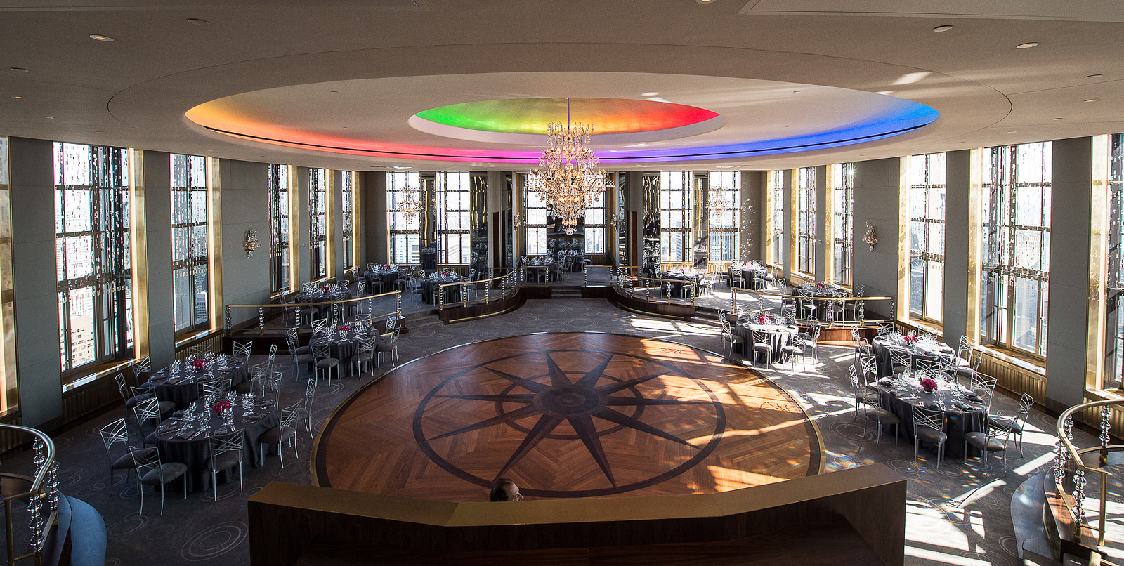 The Rainbow Room Returns All Glamour And Killer Views