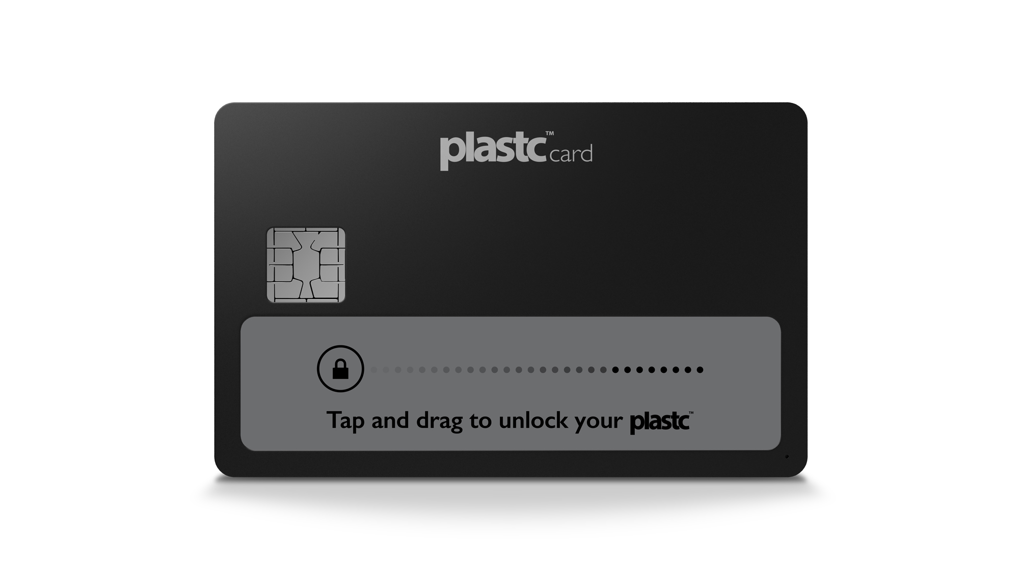 All cards on one card - Plastc Front