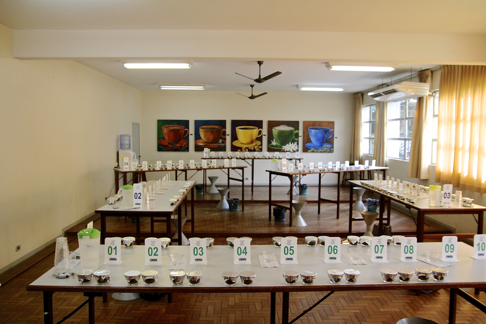How the Cup of Excellence Determines the World s Best Coffees Eater