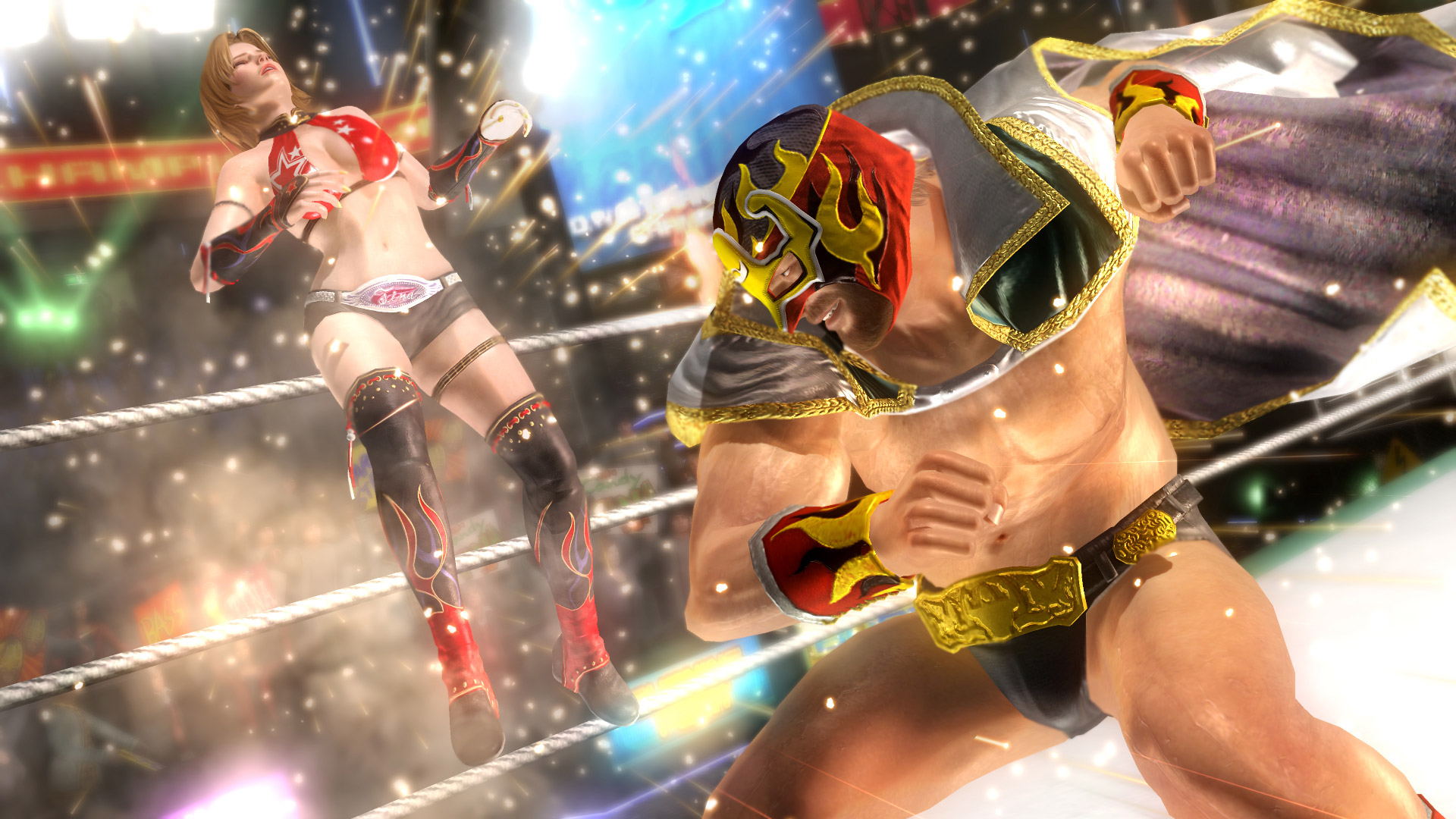 dead or alive 5 core fighters ps4