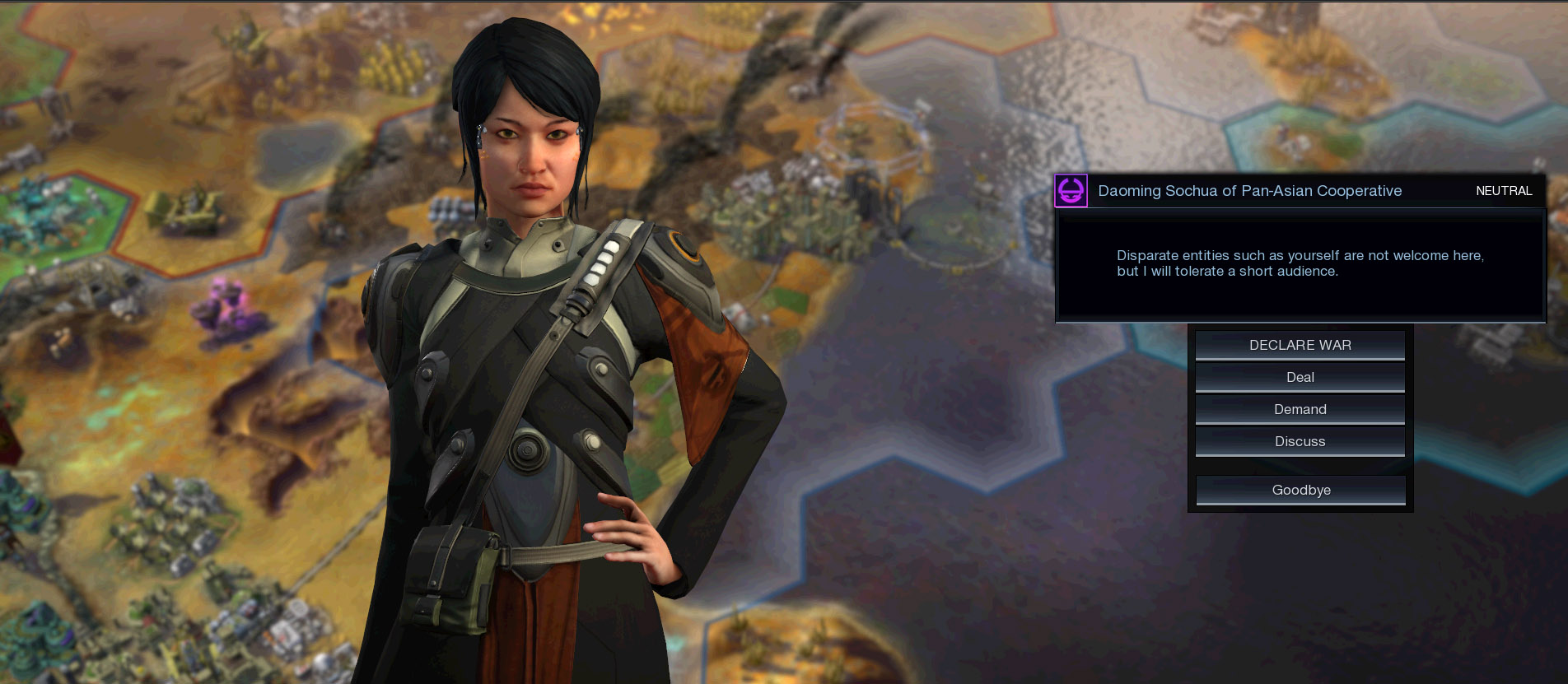 Civilization: Beyond Earth review: starstruck