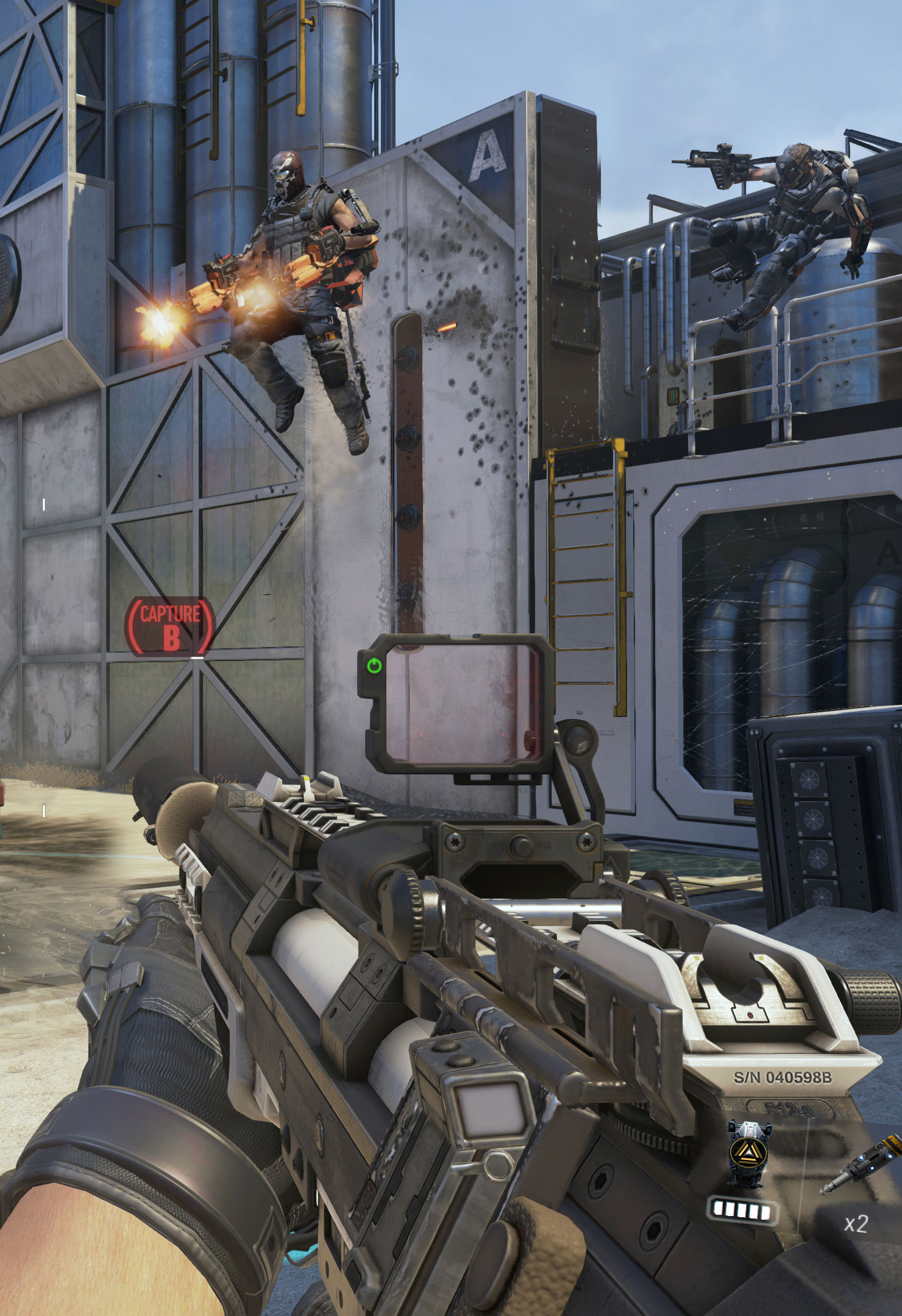 Call of Duty: Advanced Warfare review: calculated risk