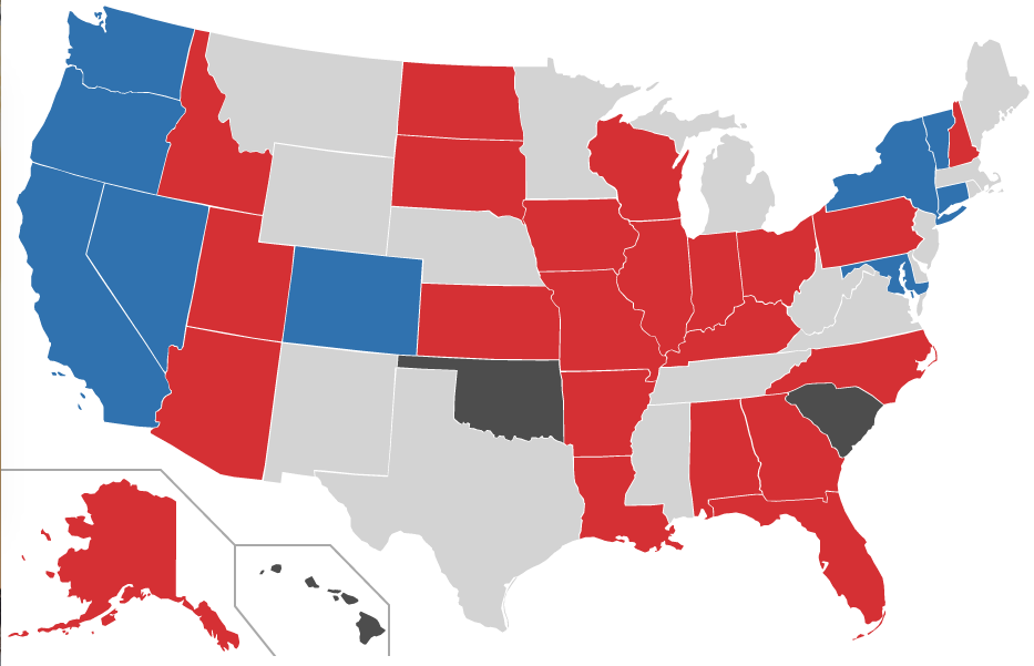 1 The 2016 Map Is Way Better For Senate Democrats
