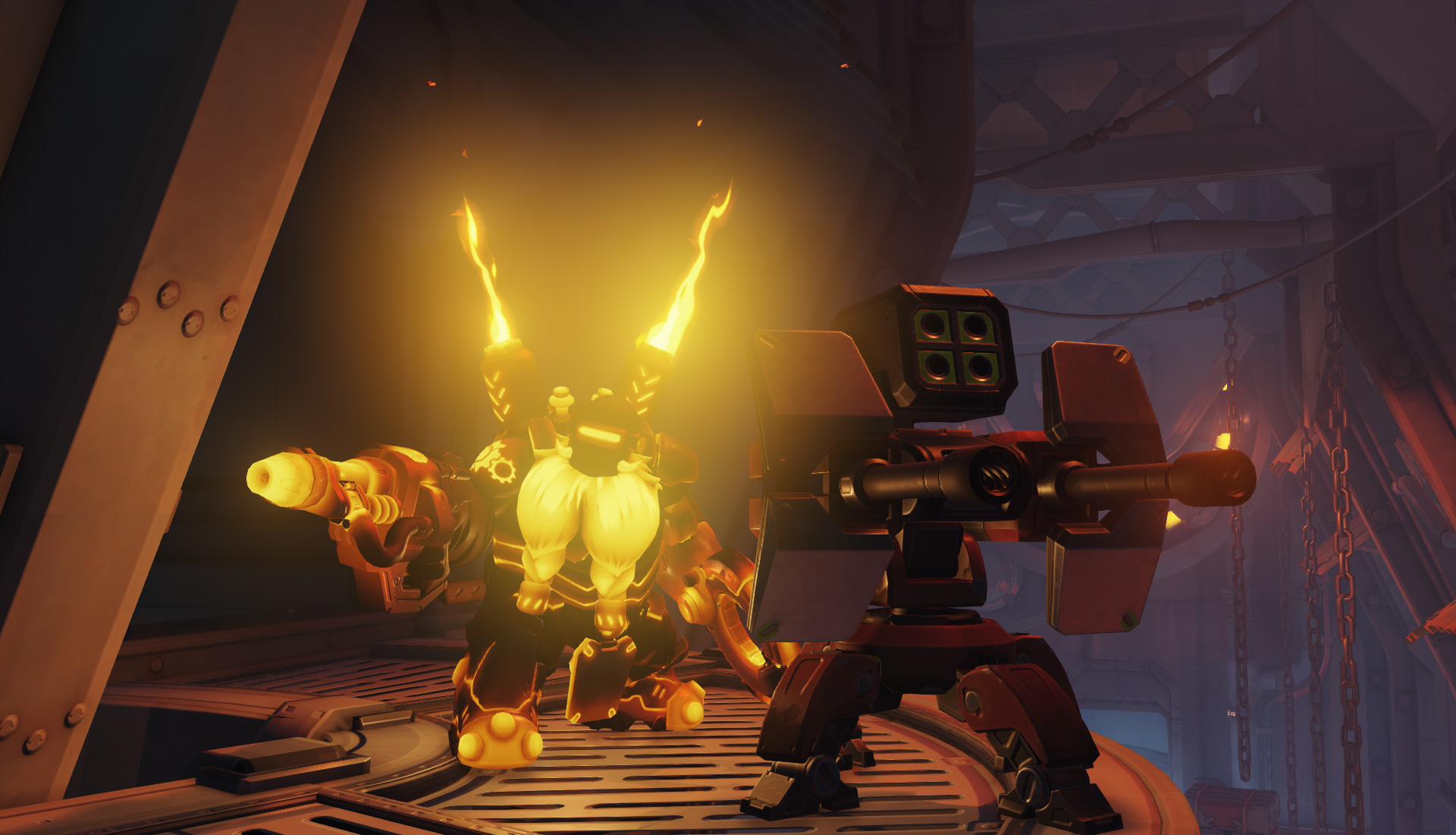 Overwatch Is Blizzard S New Team Based Multiplayer Shooter Polygon