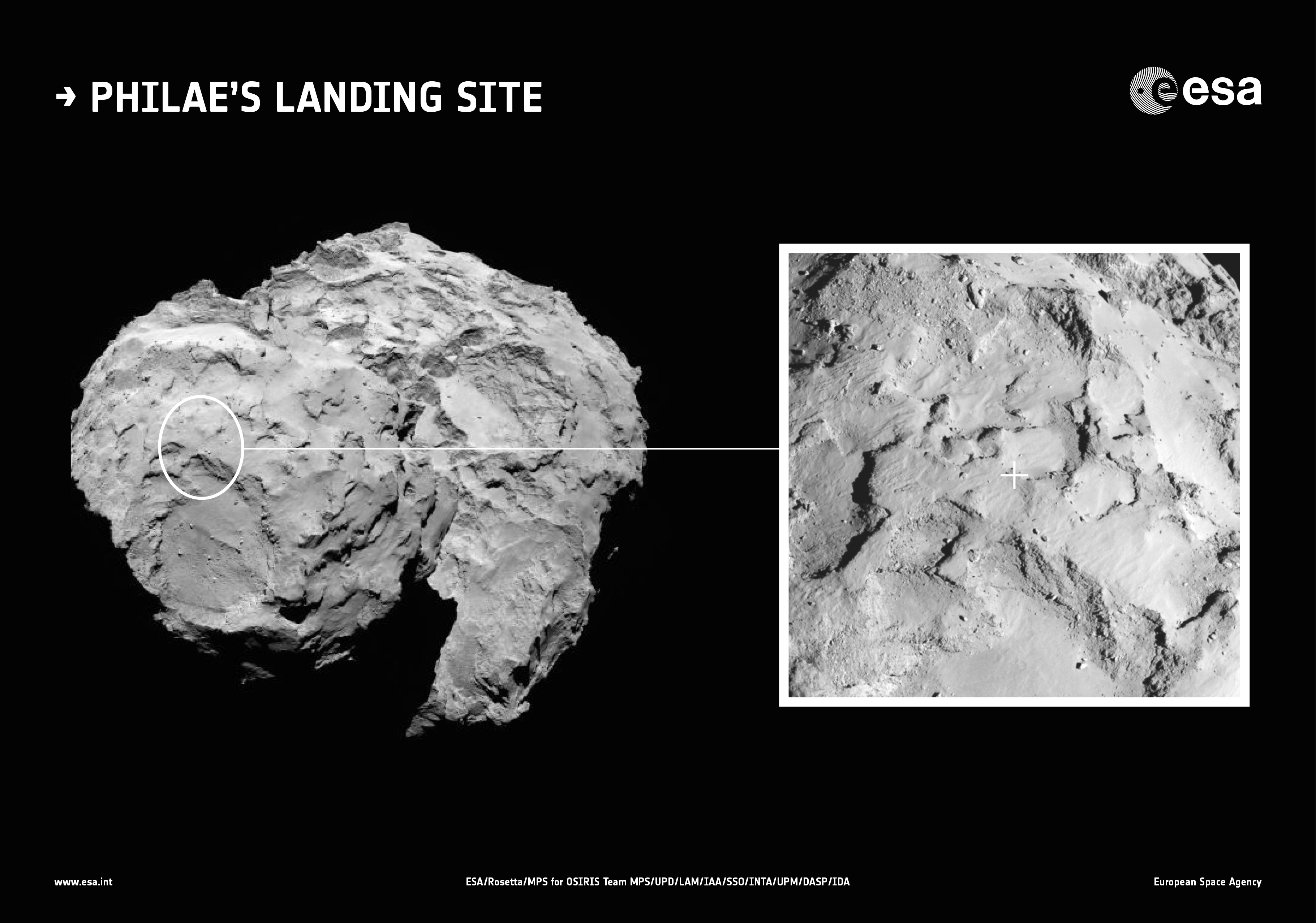 philae rosetta location - photo #1
