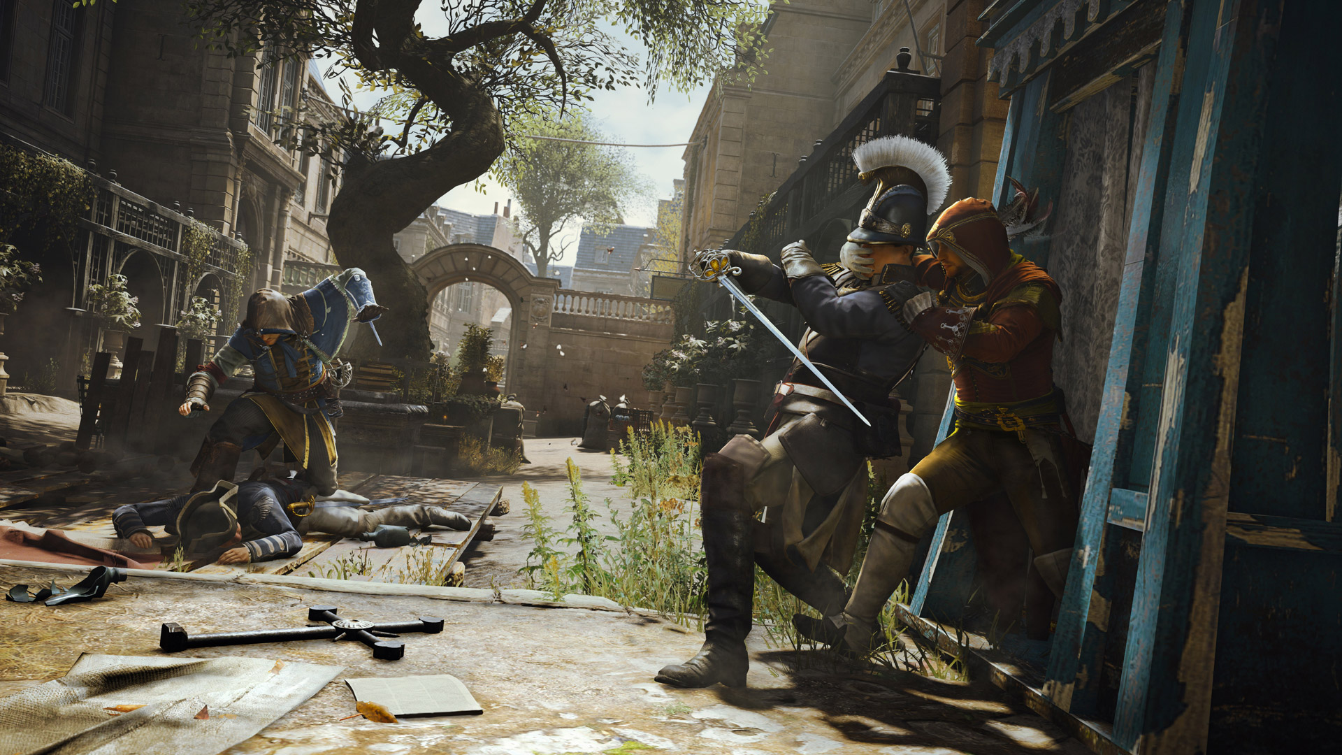 Assassin's Creed Unity review: Paris burning