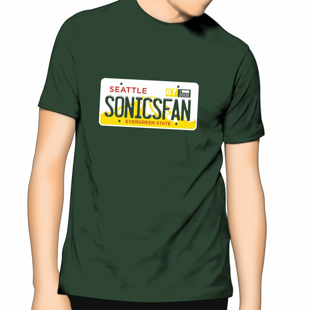 New sonicsrising t shirts are now available sonics rising for T shirt licensing agreement