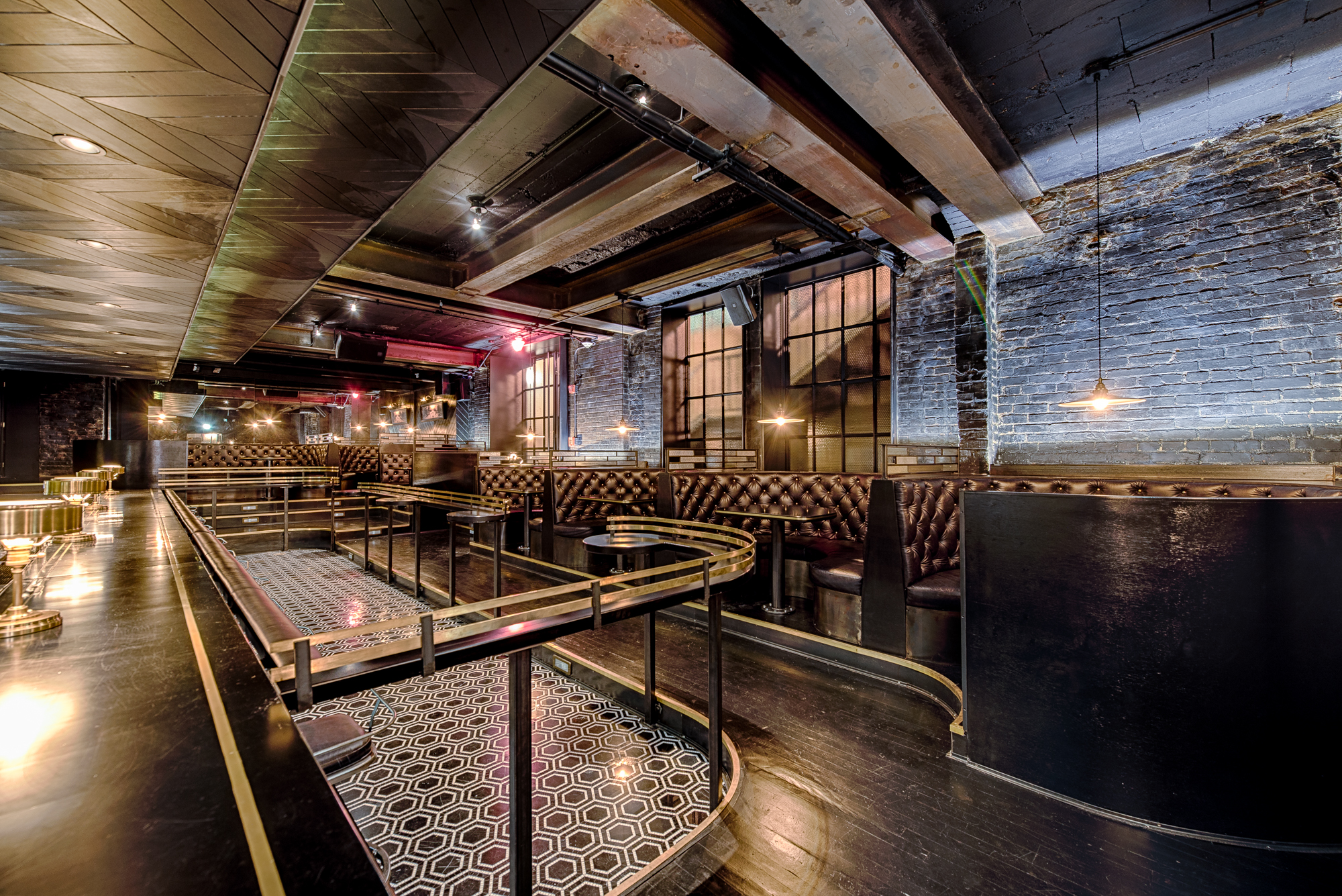 Inside the 20s-Inspired Denson Liquor Bar - Eater DC