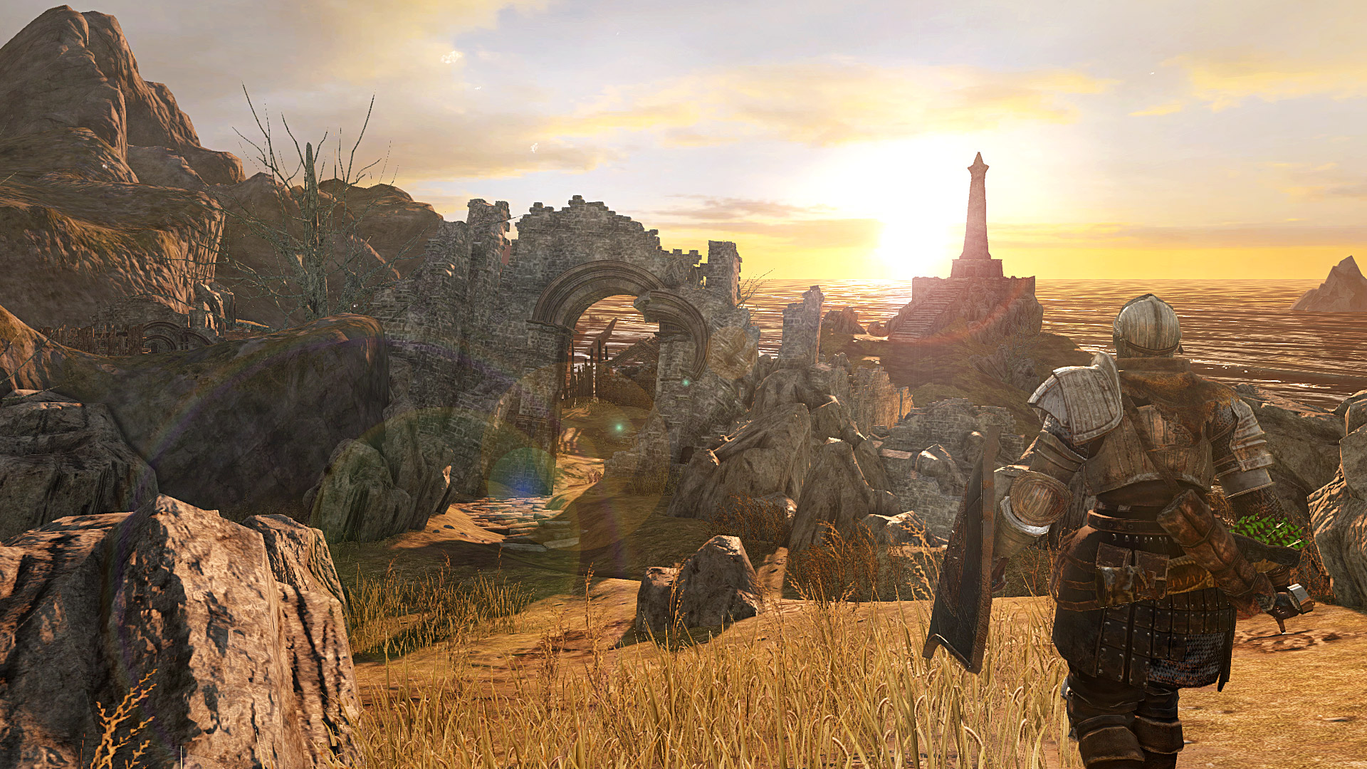 Dark Souls 2 coming to PlayStation 4 and Xbox One in 2015