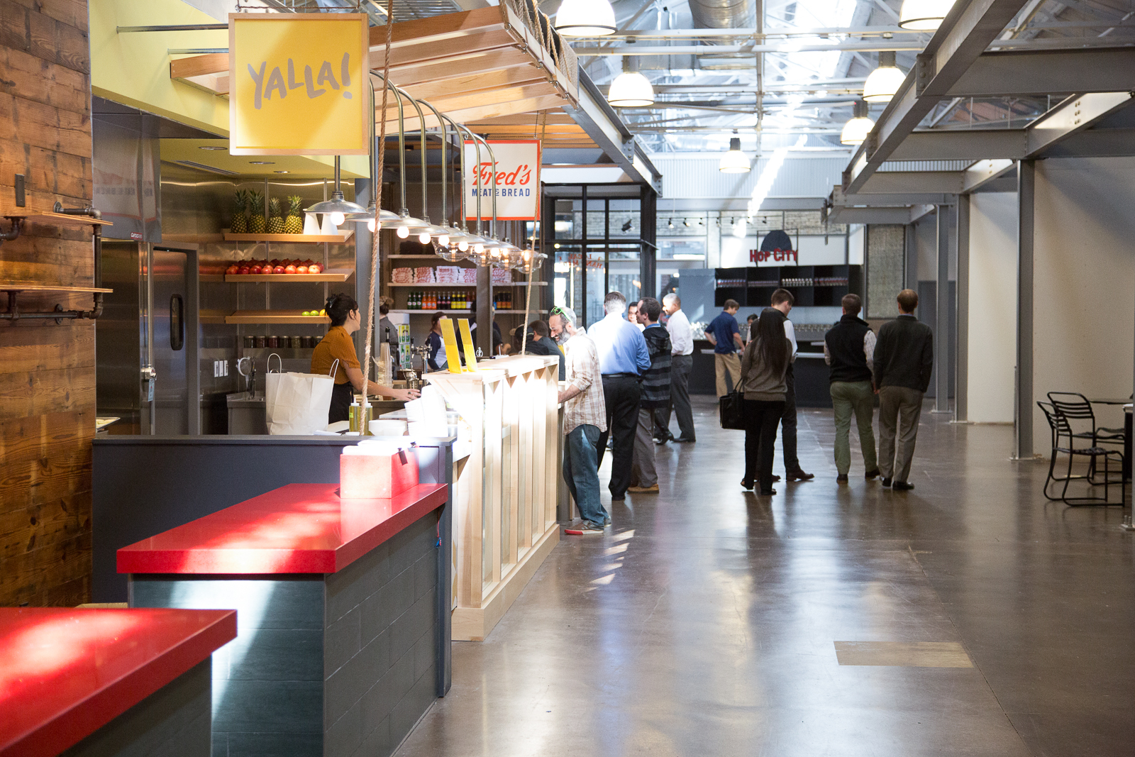What Happened On Day One At Krog Street Market