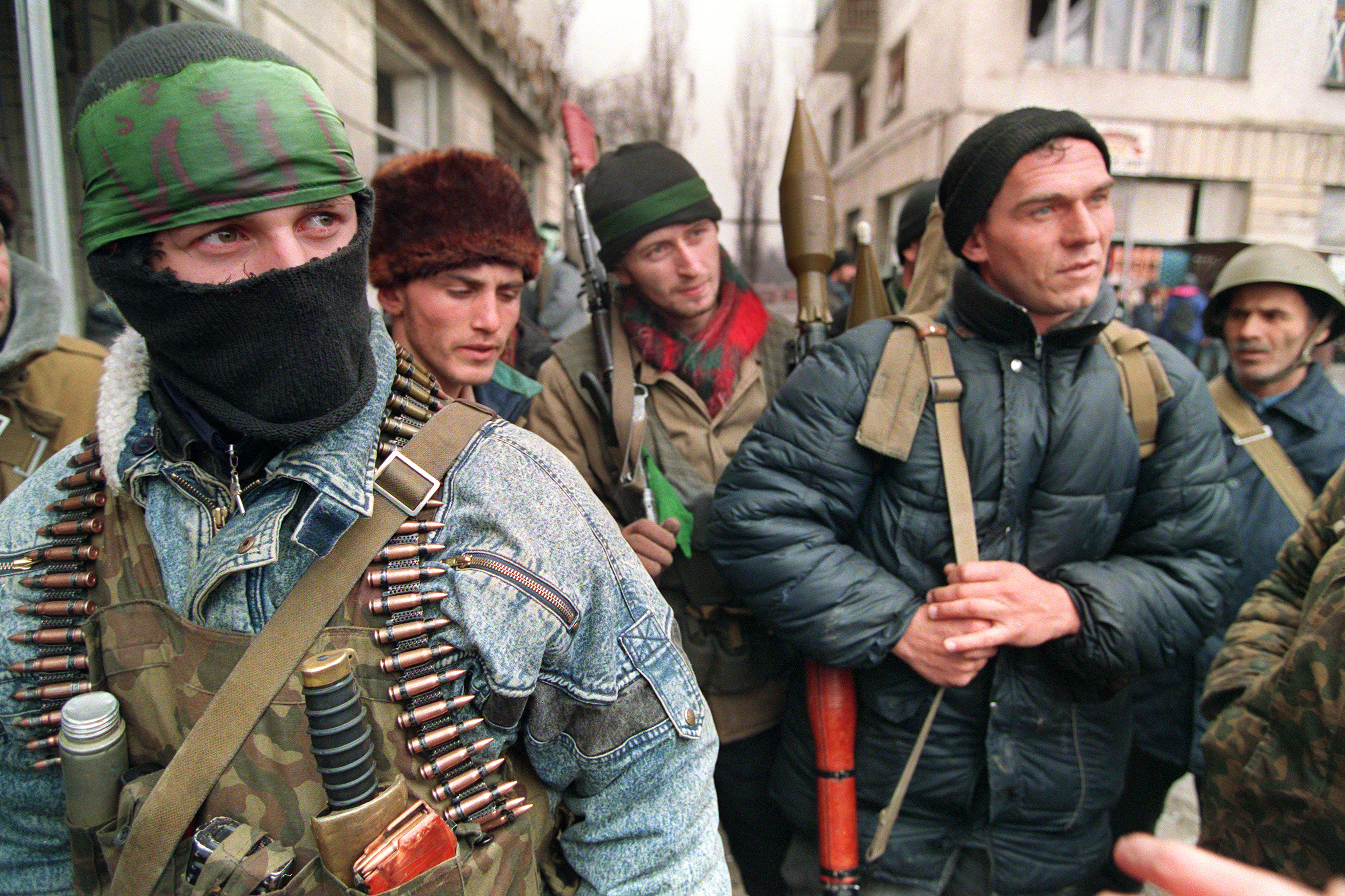 "russias unjust occupation of chechnya Chechnya was incorporated into russia in the mid-1800s, but had long   constitutional order"" in the republic, and launched an invasion."