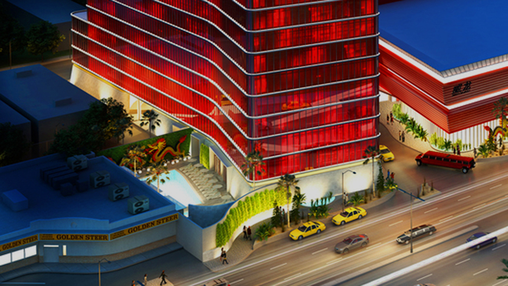 Lucky Dragon Hotel   Casino. New Details on the Lucky Dragon Hotel   Casino   Eater Vegas