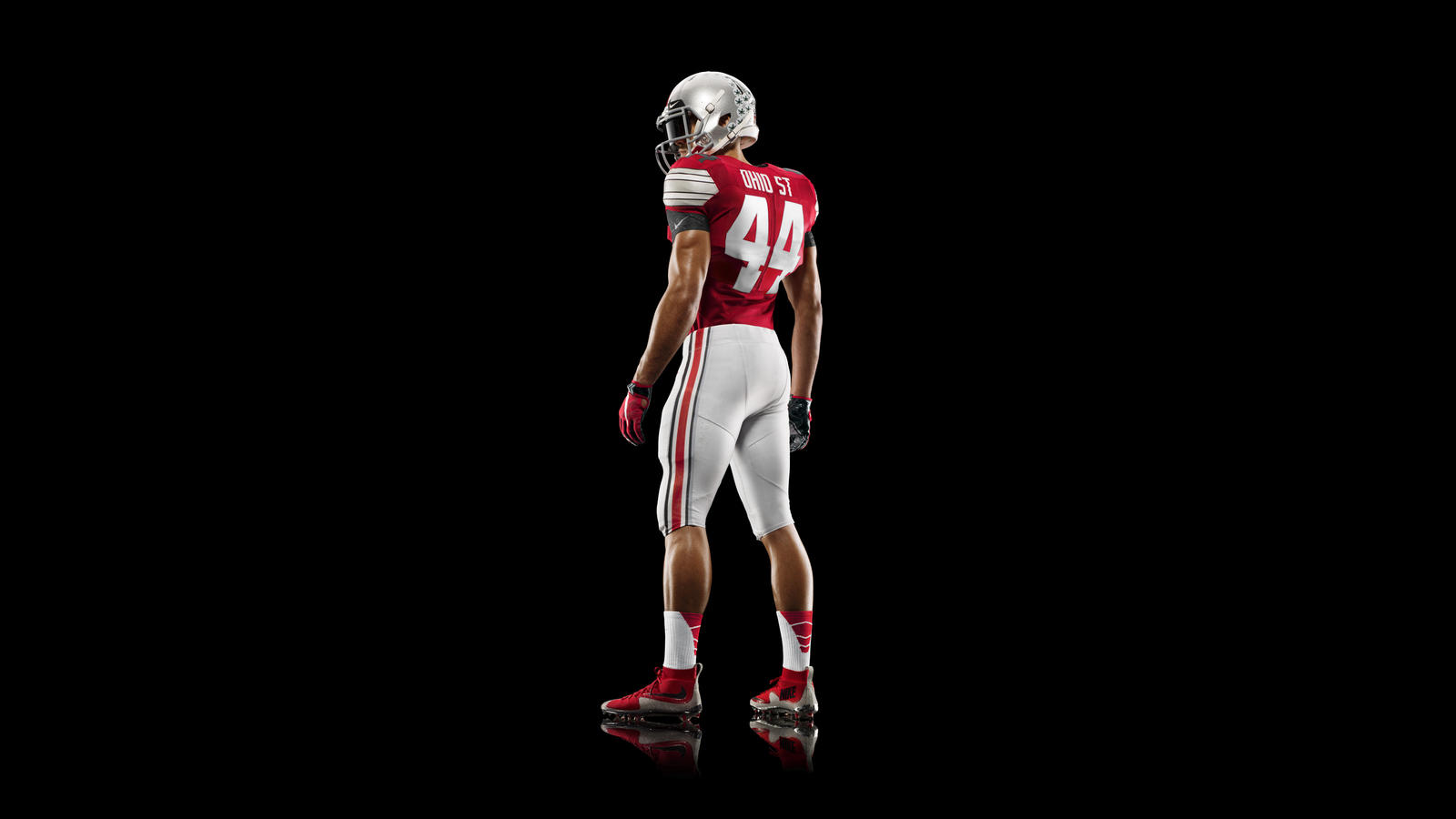 Photos  Ohio State s 1968 inspired alternate uniforms for 2014 Sugar Bowl 0c28c7044