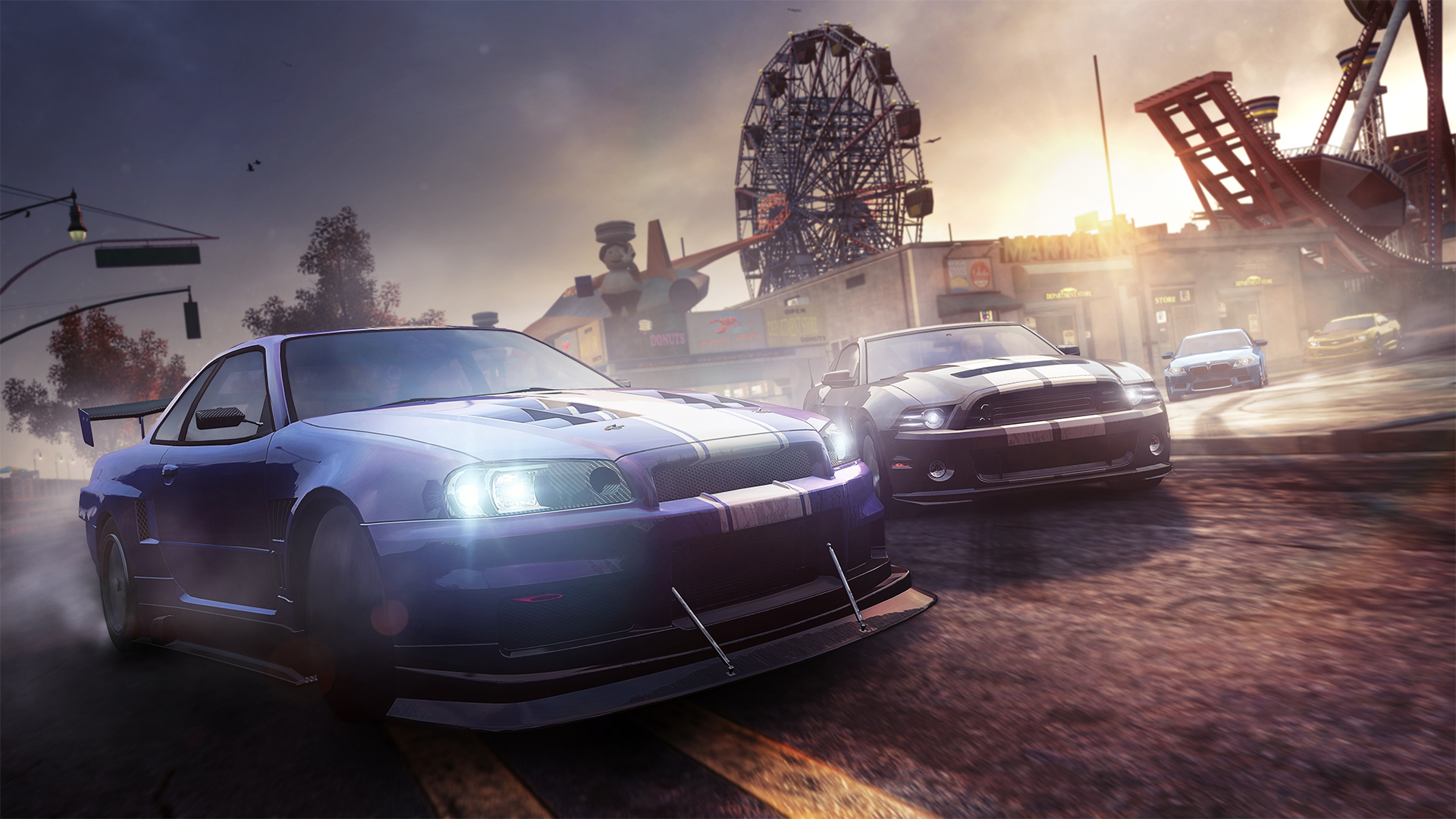 The Crew review: road to ruin