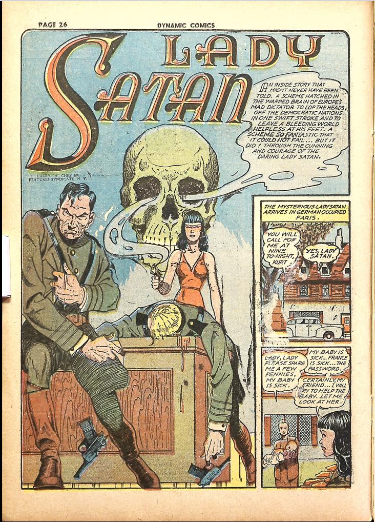 RETRO WARP Over 60 Never Before Published Original Cartoons