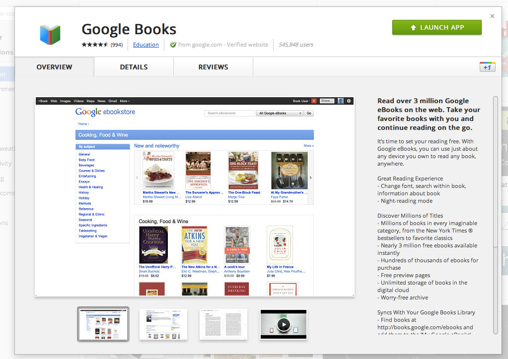 Chrome Web Store gets redesigned - The Verge