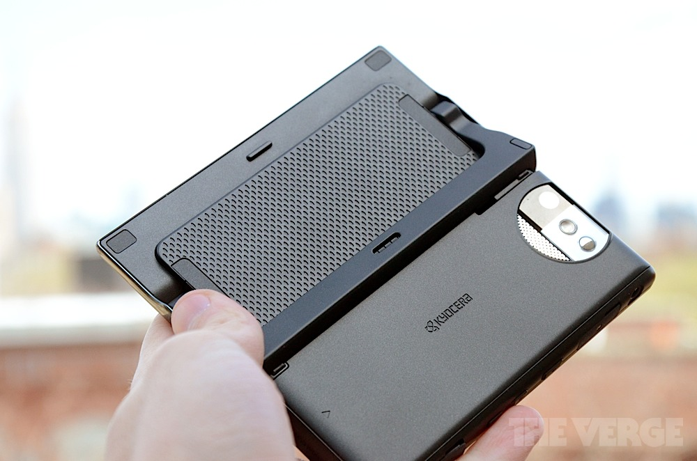 Kyocera Echo review - The Verge