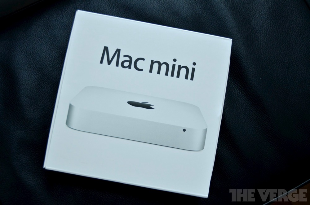 Mac mini review (mid 2011) - The Verge