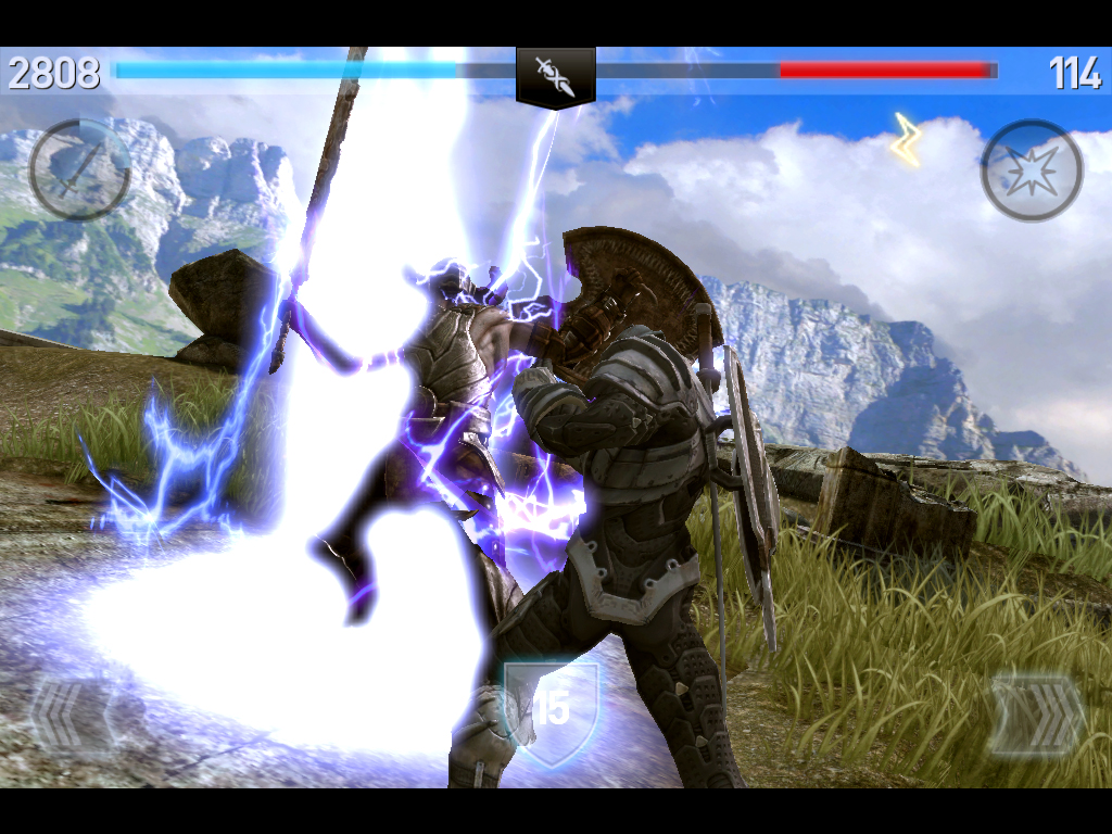 Infinity Blade 2: Chair's Donald Mustard on the killer app's future