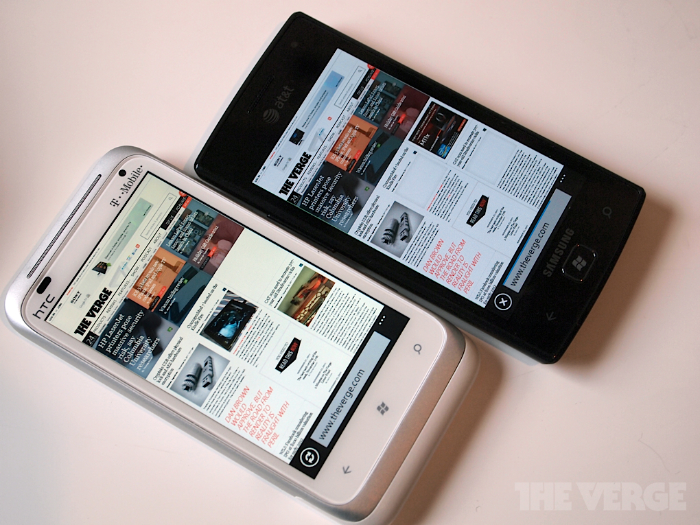 HTC Radar 4G review - The Verge