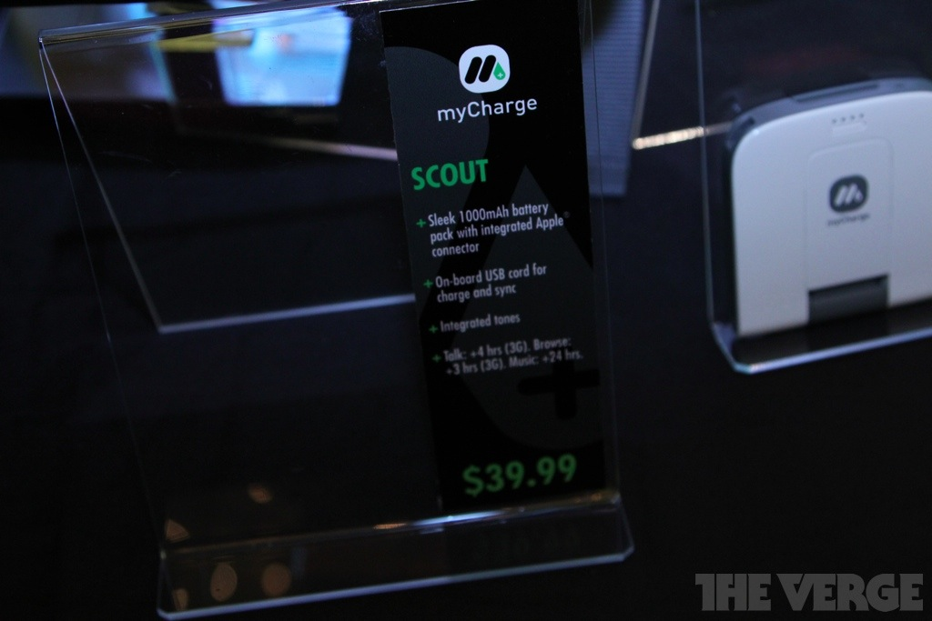 MyCharge external battery packs offer clever charging ...