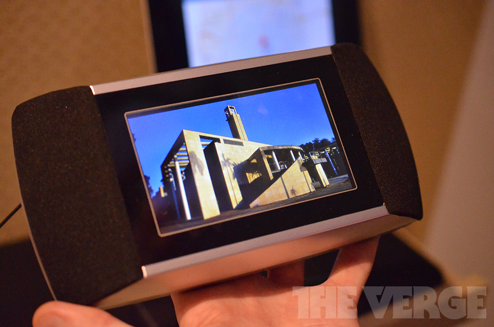 Allure Energy's EverSense touchscreen thermostat (hands-on