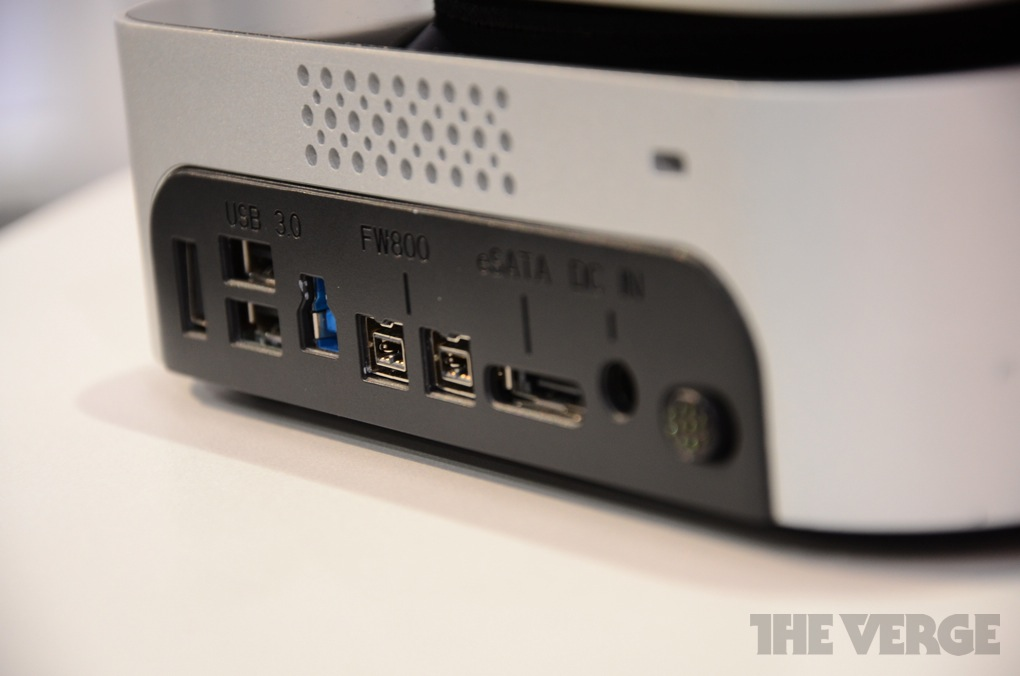 Newer Technology S Ministack Max Reunites Mac Mini With
