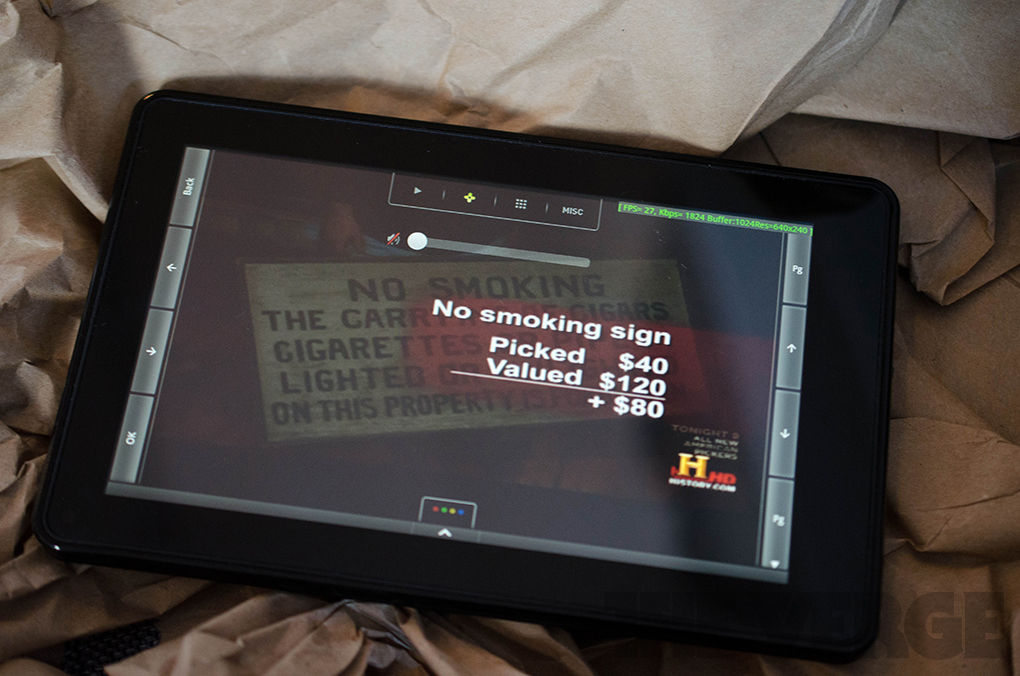 SlingPlayer app for Kindle Fire available on January 31st