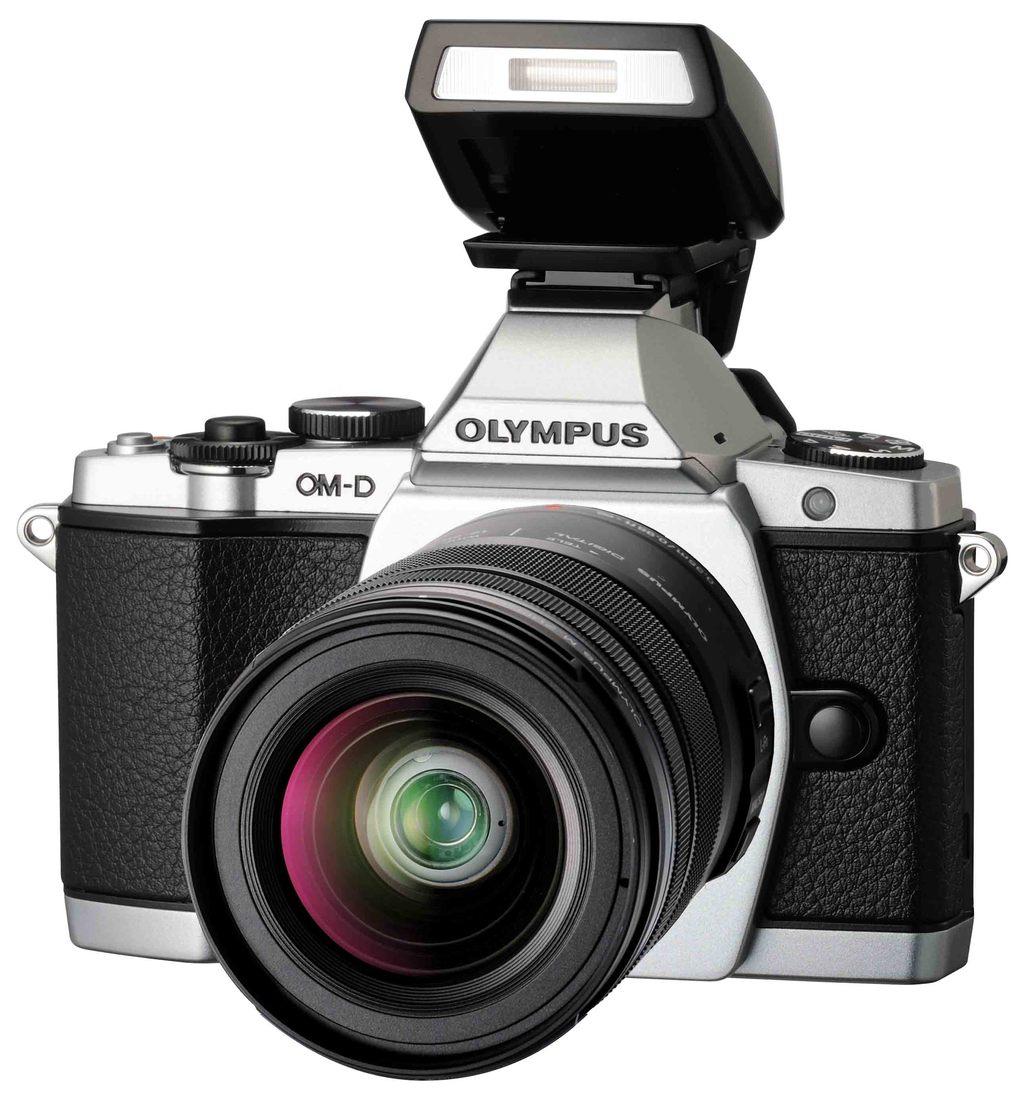 Olympus Om D E M5 Made Official Film Slr Inspired Micro