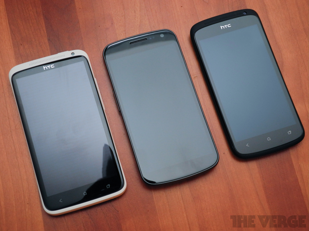 HTC One X review - The Verge