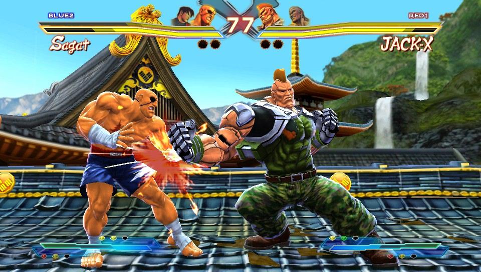 Street Fighter x Tekken Vita gets new characters and cross