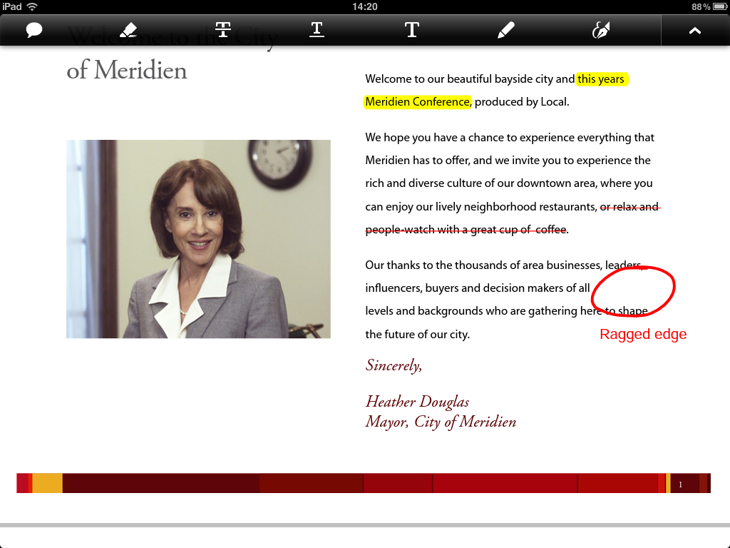 Free Adobe Reader app for iPad and Android can now sign and annotate