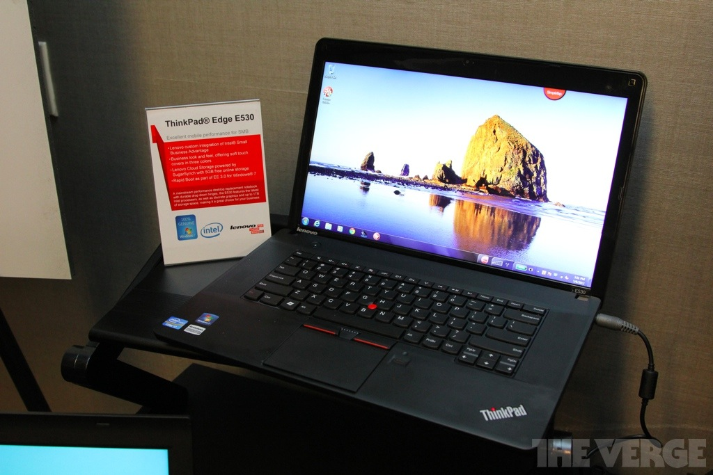 Lenovo announces 2012 ThinkPad lineup, including Ivy Bridge