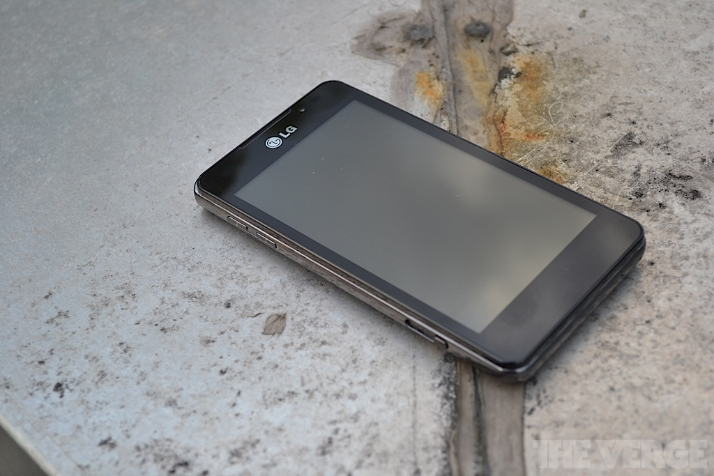 LG Optimus 3D Max review - The Verge