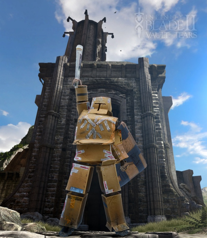 Infinity Blade 2 Update Adds Content Facebook And