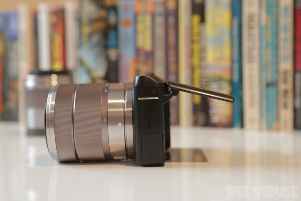 Sony NEX-F3 review