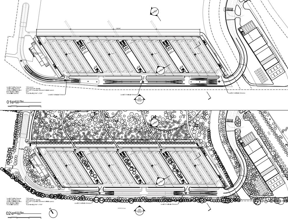 Apple Campus 2 Floor Plans Take You Inside The Spaceship