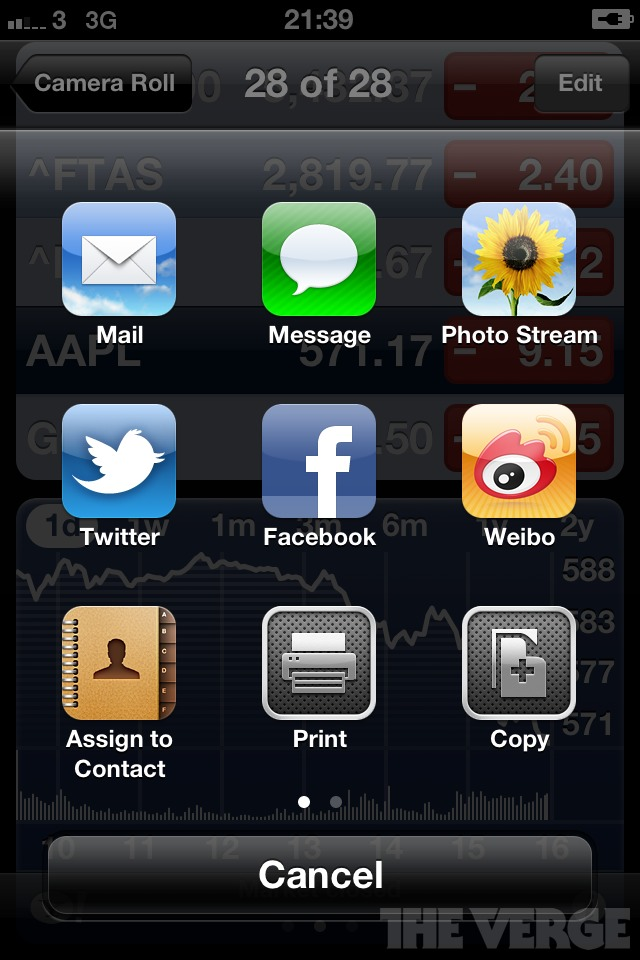 ios 6 developer beta screenshots iphone the verge. Black Bedroom Furniture Sets. Home Design Ideas