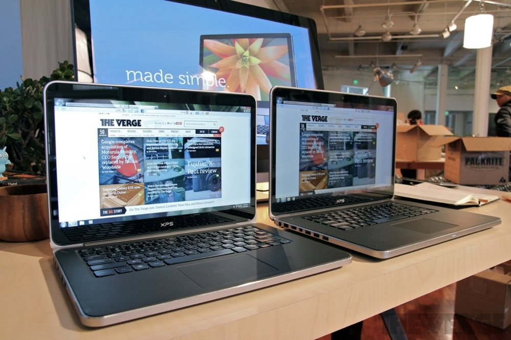 Dell Introduces New Xps 14 And Xps 15 Laptops The Verge