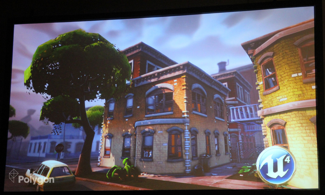 Epic Games Fortnite Will Be The Developer S First Unreal